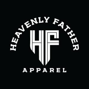 heavenly father apparel logo