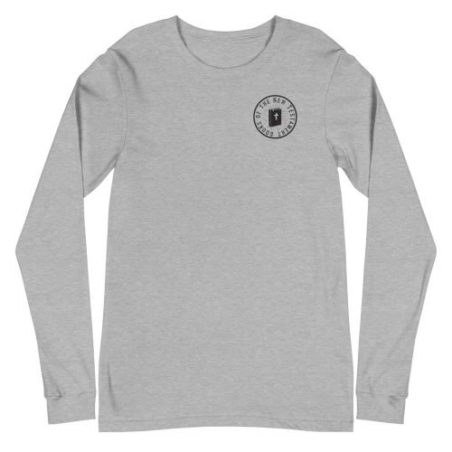 Books of the New Testament Long Sleeve Tee