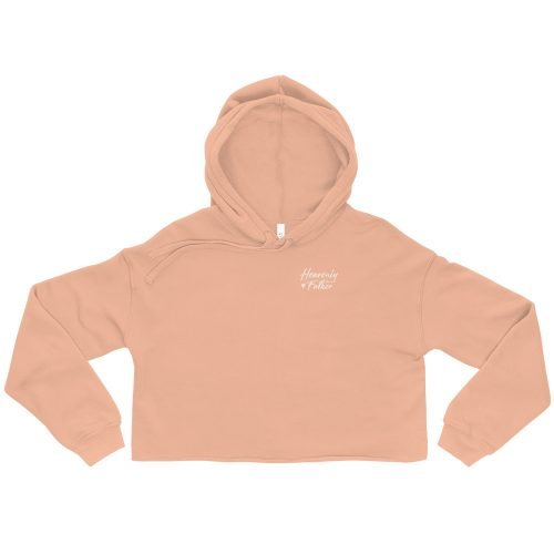 Heavenly Father Crop Hoodie
