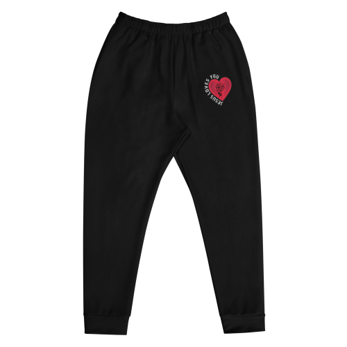 Jesus Loves You Joggers
