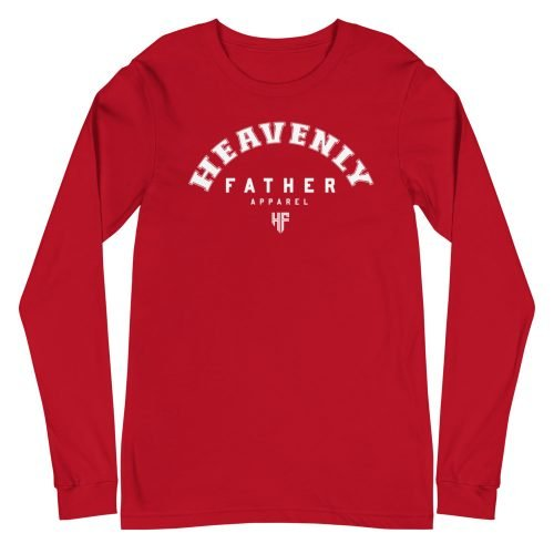 Heavenly Father Arch Long Sleeve Tee