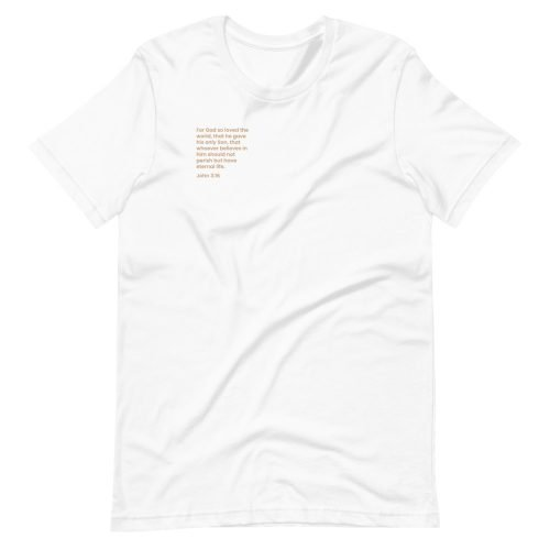 For God So Loved The World Tee
