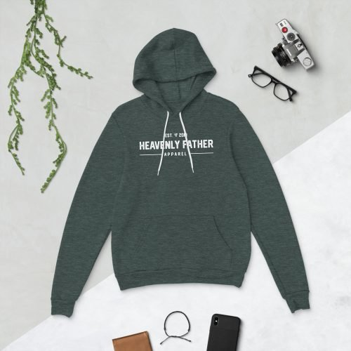 Heavenly Father v3 hoodie
