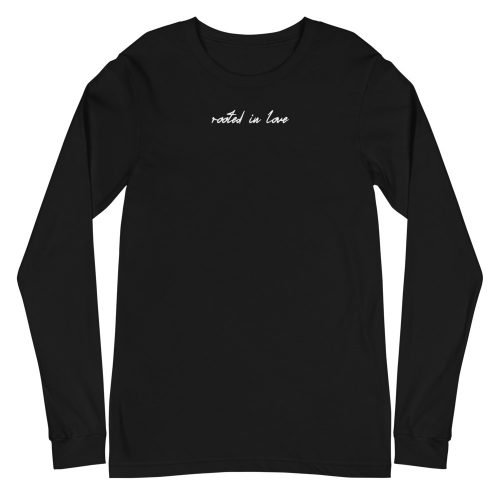 Rooted In Love Long Sleeve Tee