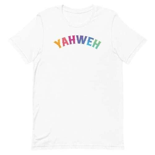 Yahweh Happy Colors Tee