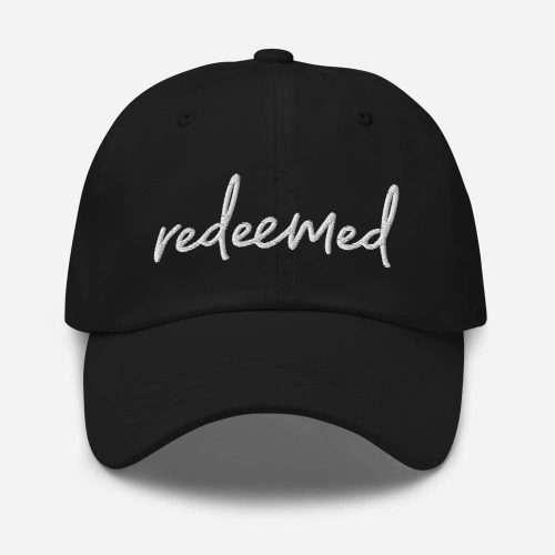Redeemed Dad hat