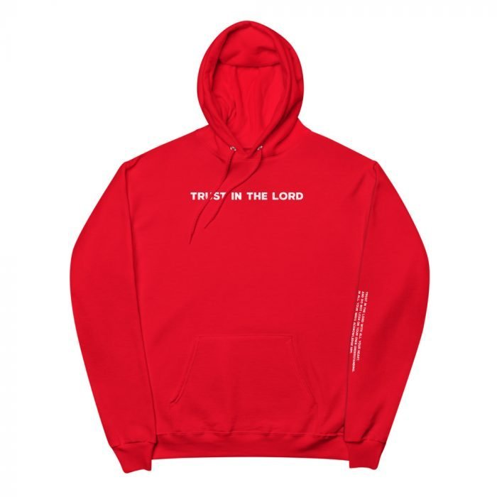 Trust in the Lord Hoodie