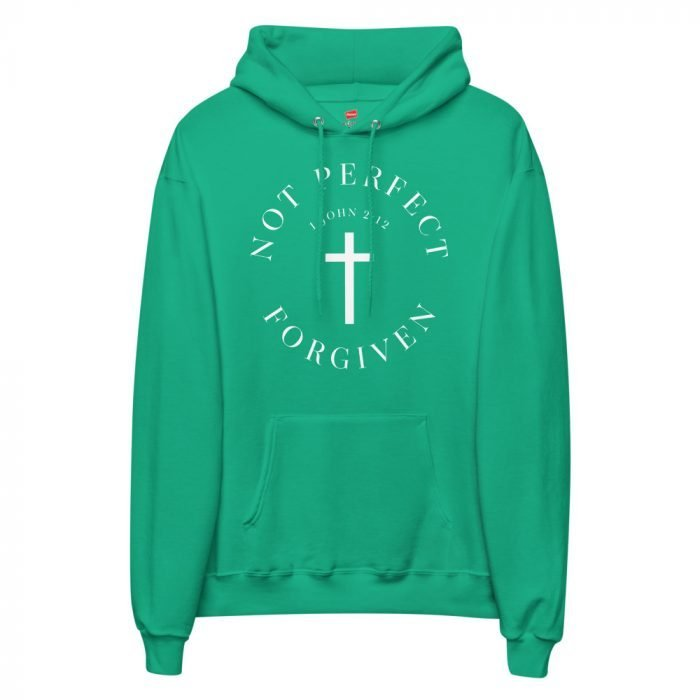 Not Perfect Forgiven Hoodie