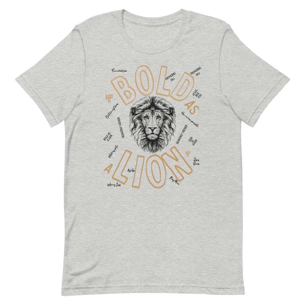 Bold as a Lion T-shirt